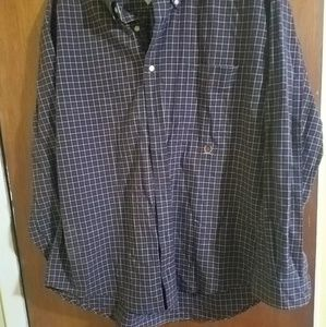 Tommy Hilfiger shirt. Plus size.